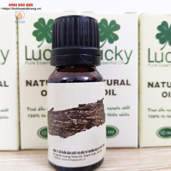 Tinh dầu Pơ Mu mang hương thơm rừng núi 100% thiên nhiên