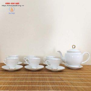 Bộ ấm trà quà tặng giá rẻ